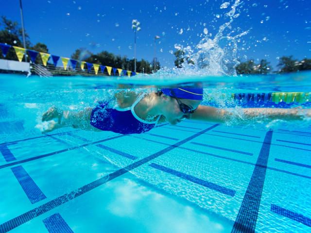 中級泳訓班