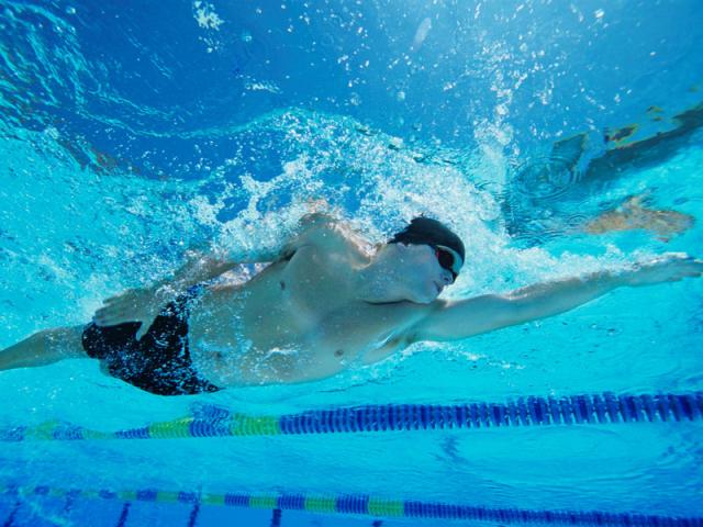 即日起到12日,新北11座游泳場館免費讓女性使用